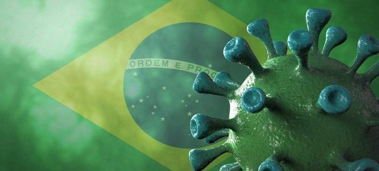 Covid-19: Brasil vive pior onda desde o inicio da pandemia.