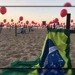 Brasil registra quase 100 mil casos de covid-19 em 24 horas.