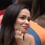 BBB21:Juliette chora em jogo da discórdia ao ouvir sister falando dela