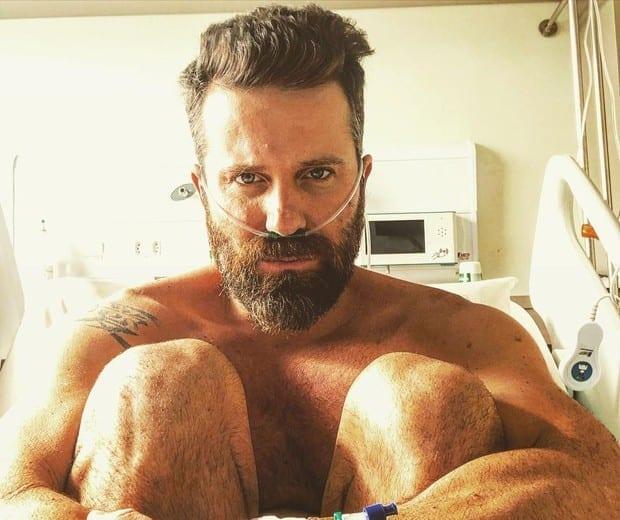 Após oito dias internado, Marlon recebe alta de hospital