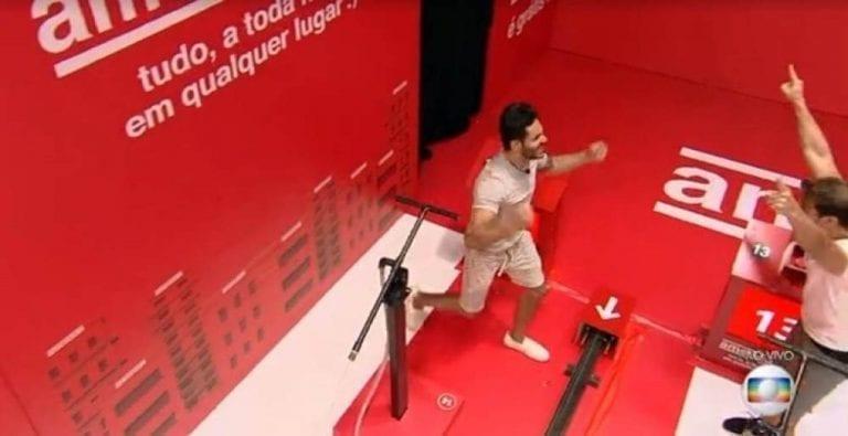 BBB21: Rodolfo é o novo líder e  paredão falso é anunciado.