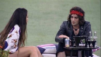 """Fiuk revela para Juliette: """"Eu achava que você criava situações"""" — Foto: Globo"""