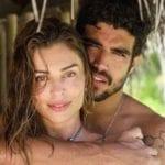 Caio Castro será pai novamente, rumores que Grazi estaria Gravida