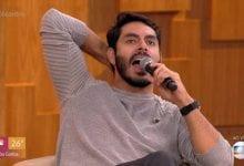 Rodolffo fica com ciúmes e manda recado para cantores de olho em Juliette: 'Biscoiteiros' - Reprodução/Tv Globo