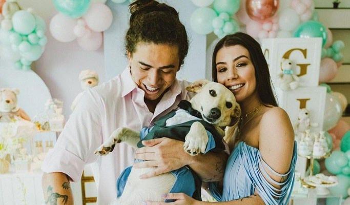 João Miguel filho do Whindersson Nunes e Maria Lina nasce prematuro