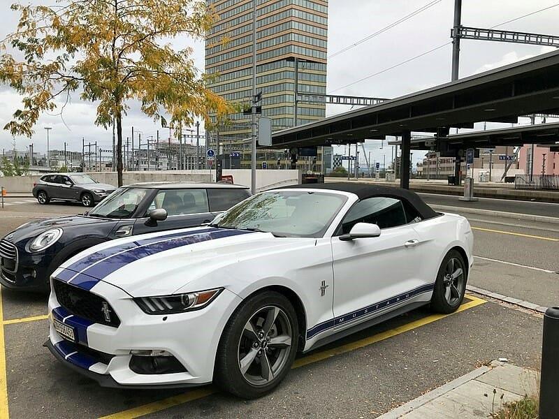Ford Mustang - Maraisa