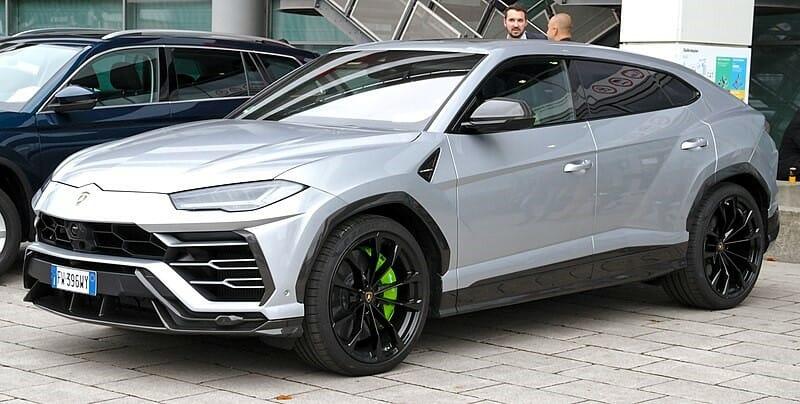 Lamborghini Urus - Eduardo Costa