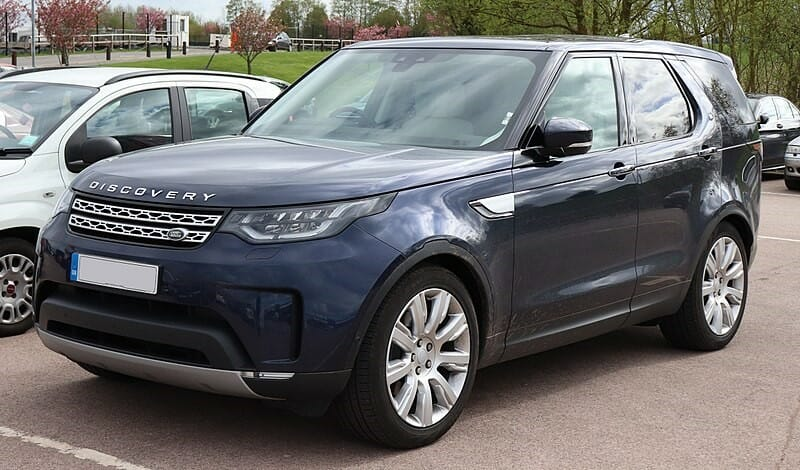 Land Rover Discovery HSE Luxury - Ludmilla