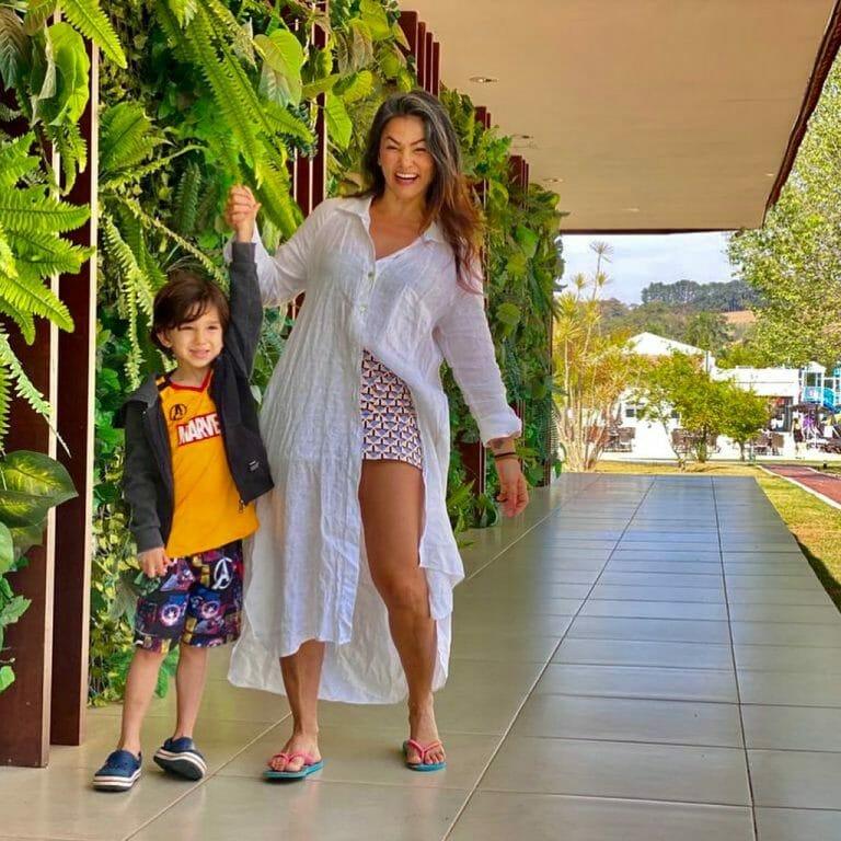 Suzana Alves fala sobre desejo de ser mãe novamente